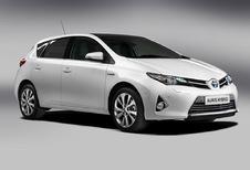 Toyota Auris 5d 1.4 D-4D (2012)