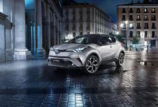 Toyota C-HR 1.8 VVT i-Hybrid C-Hic Aut. (2017)