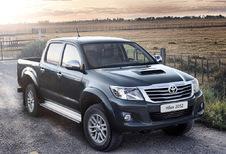 Toyota Hilux 4d 2.5 D-4D SR (2011)