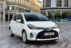 Toyota Yaris 5d 1.5 VVT-i Hybrid Optimal Go (2014)