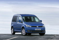 Volkswagen Caddy 4d