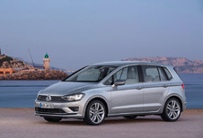 Volkswagen Golf Sportsvan 1.6 TDI Highline (2014)