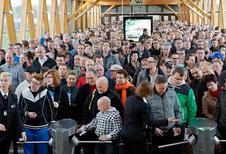 583.000 bezoekers op autosalon
