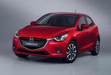 Mazda 2 Japanse Auto van het Jaar