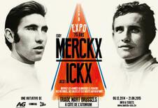 Ickx-Merckx-tentoonstelling in de Heizel
