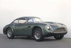 100 jaar Aston Martin in Autoworld