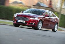 Ford Mondeo, Lease Car of the Year 2015