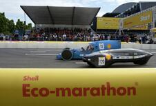 Un équipage liégeois 2e au Shell Eco Marathon