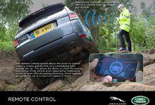 Range Rover Sport op afstandsbediening