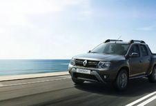 Renault Duster Oroch: een halfzware pick-up