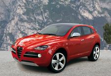 Alfa Romeo Giulia, aussi en SUV