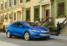Chevrolet Volt: 85 kilometer elektrisch rijbereik