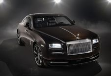 Rolls-Royce Wraith 'Inspired by Music' : pour rockeurs