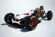 Honda Project 2&4, tussen auto en motorfiets