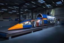 Bloodhound Supersonic prêt à fuser