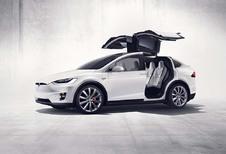 Tesla : le nouveau SUV Model X enfin dévoilé officiellement