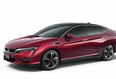 Honda FCV, een verkoopklare waterstofauto