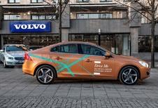 Volvo court après la voiture autonome avec Autoliv
