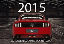 AutoWereld-Auto van het Jaar 2015: al 15 kandidaten