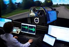 Volvo : le même simulateur que chez Porsche et Ferrari