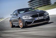 BMW M4 GTS: circuitmonster