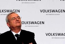 Affaire VW : Martin Winterkorn détient toujours 4 postes clés au sein du groupe