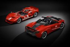 McLaren viert gouden Can-Am-jaren met speciale 650S Spider