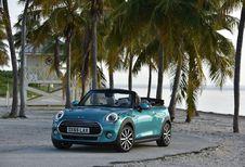 Mini Cooper Cabrio : fidèle à la capote
