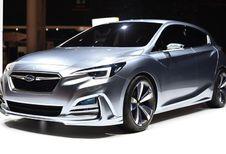 Subaru Impreza Concept: vijfde generatie #1