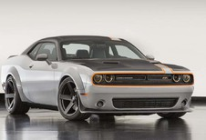 Dodge : une Challenger AWD de 445 ch pour le SEMA.