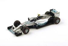 In het klein: Formule 1 2015 op 1/18 van Spark