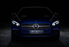 Verwacht in Los Angeles: opgefriste Mercedes SL