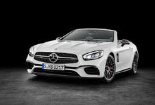 Dit is de vernieuwde Mercedes SL als 63 AMG