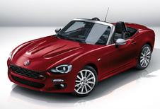Met dank aan Mazda: dit is de Fiat 124 Spider! - Update: nieuwe foto's