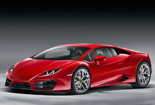 Lamborghini Huracán LP 580-2 : propulsion