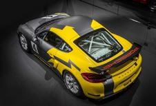 Porsche Cayman GT4 Clubsport: enkel voor het circuit