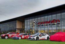 Citroën in 2016: (eventjes) geen WRC, wel WTCC