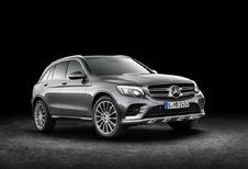 Mercedes GLC : prête pour l'hydrogène ?