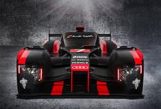 Audi stelt autosportprogramma én nieuwe R18 voor Le Mans 2016 voor