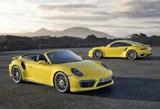 Nieuwe Porsche 911 ook weer als Turbo en Turbo S