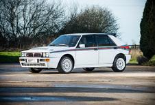 Deze speciale Martini-editie van de Lancia Delta Integrale is een schande