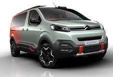Citroën: SpaceTourer Hyphen, tussen bestelwagen en cross-over