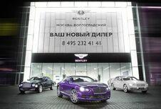 Rijke Russen steken geld in luxewagens