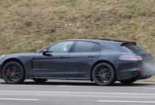 Porsche Panamera Shooting Brake op komst #1