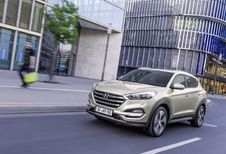 Hyundai Tucson 1.7-diesel: krachtiger met  7-DCT