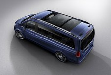 Mercedes Classe V Exclusive : camionnette de luxe