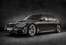 BMW M760Li xDrive is net (g)een M7 #1