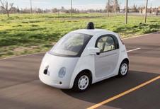 Google Car haalt zijn 'rijbewijs'