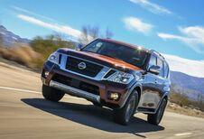 Nissan Armada: Amerikaanse Patrol
