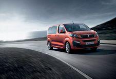 Peugeot Traveller: Combispace in VIP-uitvoering